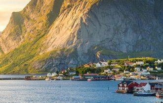 טיול לנורבגיה ואיי לופוטן