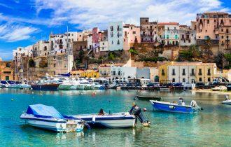 טיול לסיציליה - אי השמש בשיא פריחתו