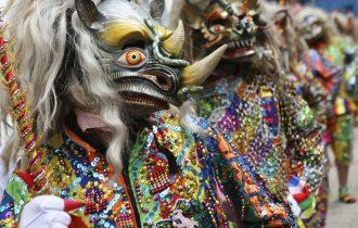 טיול לפרו ובוליביה - בפסטיבל הבתולה מכרמן