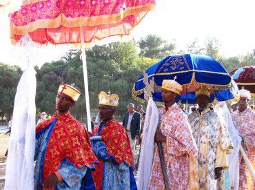 טיול לאתיופיה בעת חגיגות הטימקט