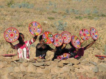 אתיופיה - אנשי העץ והאבן
