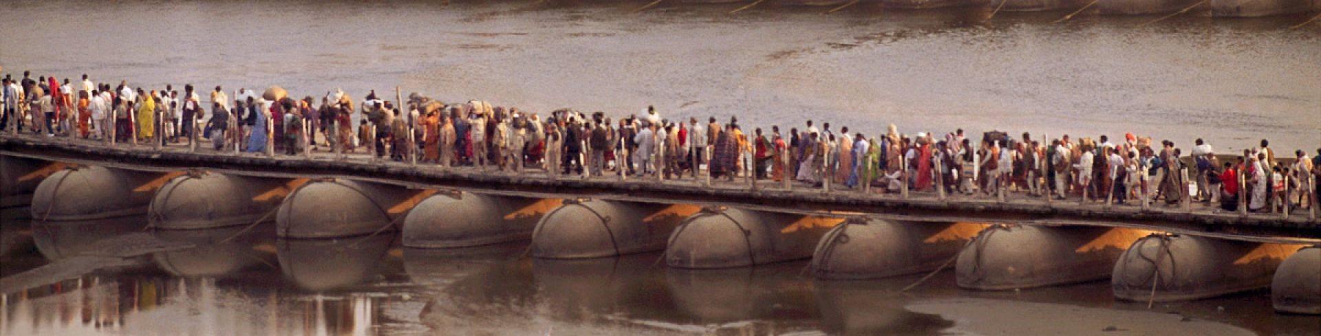 הודו - על פסטיבל הקומבה מלה