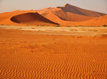 אפריקה: סודן ונמיביה