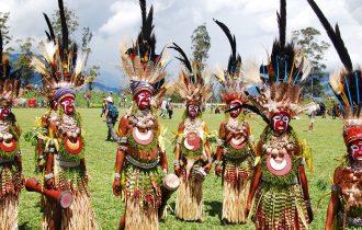 טיול לפפואה ניו גיני – שני פסטיבלים