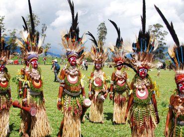 טיול לפפואה ניו גינאה