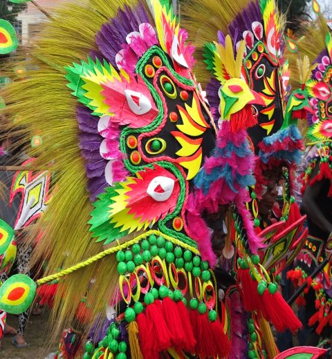 טיול לפיליפינים בפסטיבל אטי אטיהן