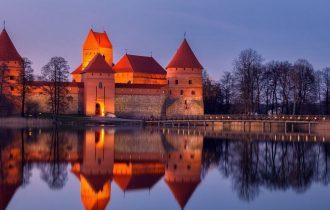 טיול לארצות הבלטיות - אסטוניה, לטביה וליטא