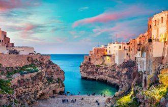 טיול לדרום איטליה - חבל פוליה