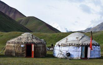 טיול משפחות לקירגיזסטן בקיץ