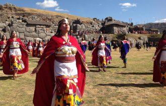 טיול לפרו ובוליביה בפסטיבל השמש - האינטי ריימי
