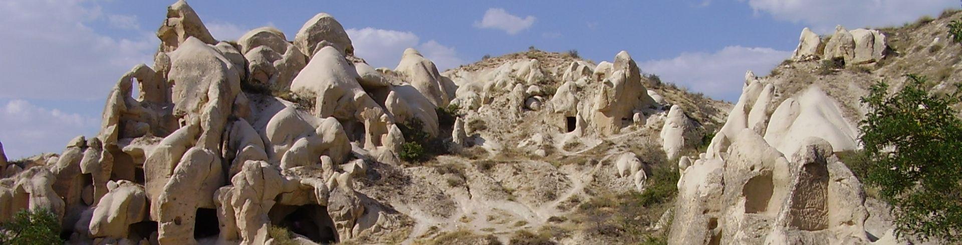 טרק לקפדוקיה והרי אלאדלאר תורכיה