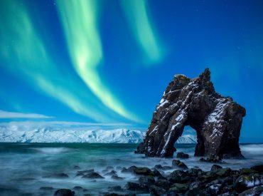 טיול חורף לאיסלנד