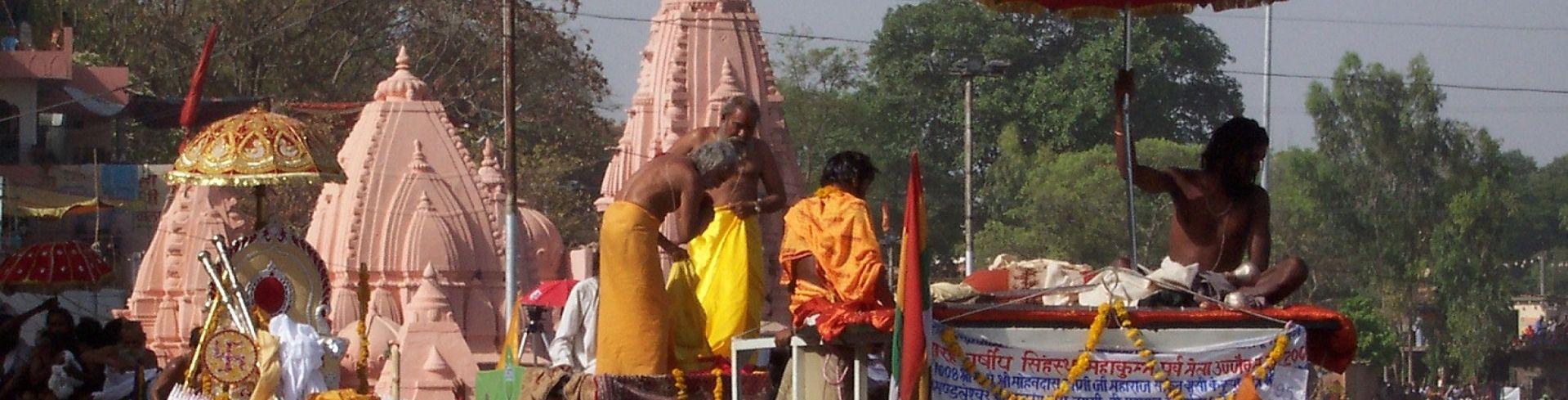 טיול מקיף להודו