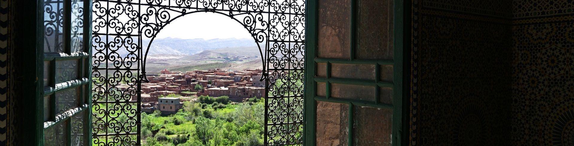 טיול למרוקו - מסע למרוקו האחרת