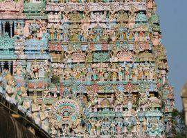 טיול לדרום הודו