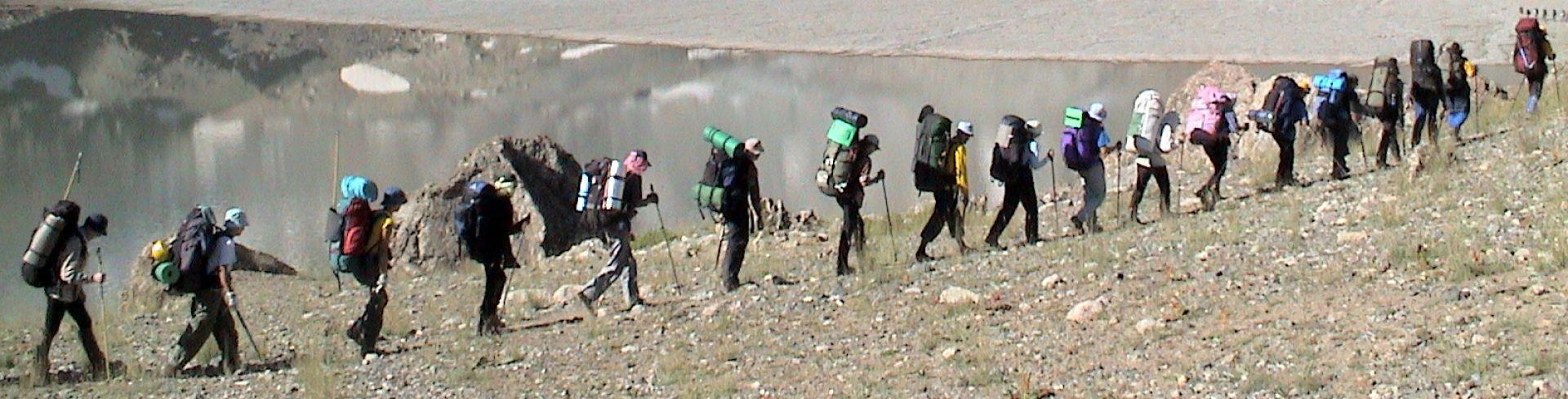 טרק לטג'יקיסטן