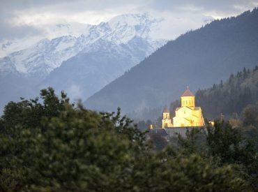 גיאורגיה וארמניה