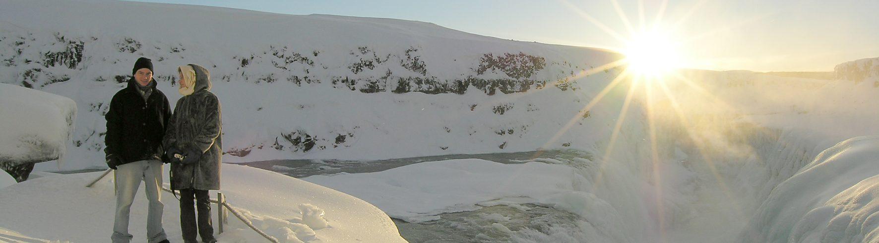 טיול לאיסלנד בחורף