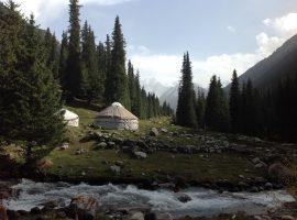 טיול לטג'יקיסטן וקירגיזסטן