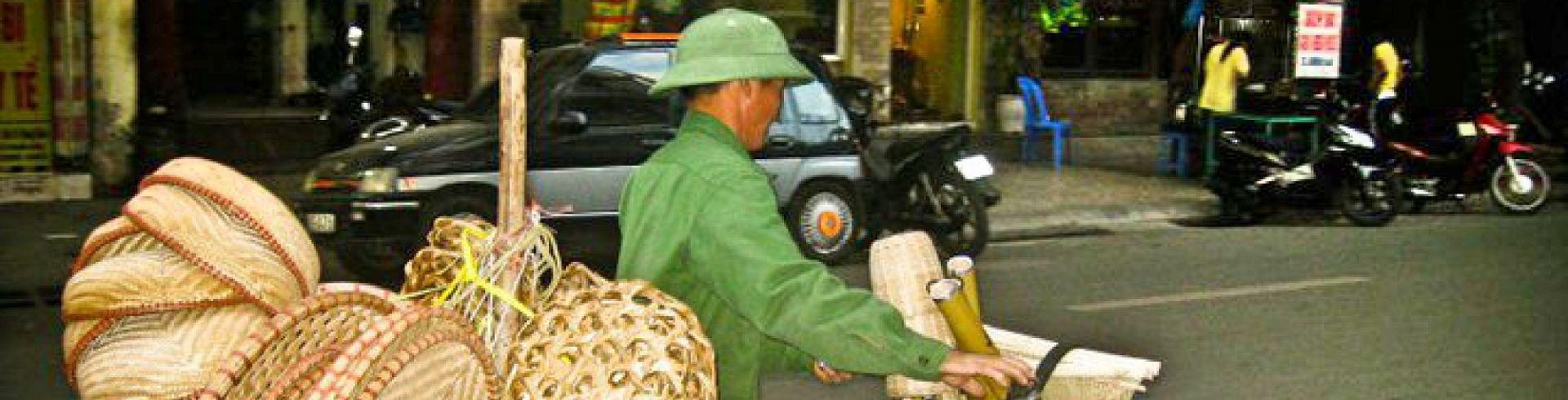 וייטנאם - חגיגת אוכל גדולה