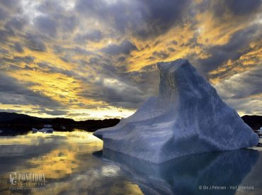 שייט מאיסלנד למזרח גרינלנד
