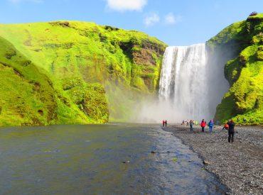 """טיול עומק לאיסלנד ארץ """"הקרח והאש"""""""
