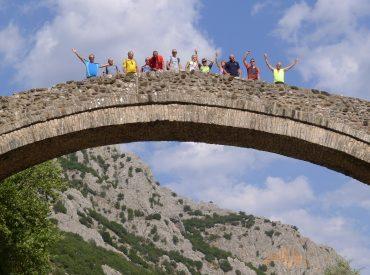 טיול ג'יפים ביוון
