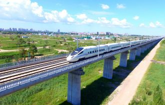 טיול רכבות חוצה סין